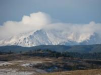 Pike's Peak (14,115 ft (4,302 m))